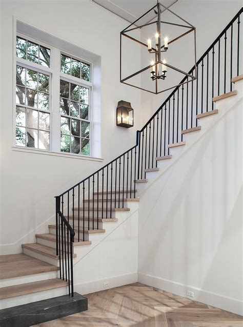 iron stair rails and banisters iron and concrete staircase design ideas