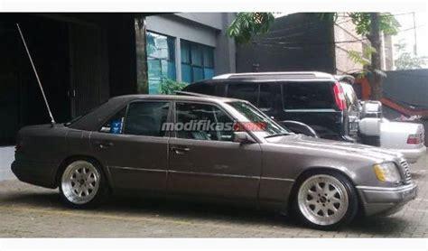 Mercedes W124 Spion Kiri Electric mercedes w124 230e a t 1990 abu abu sliding roof
