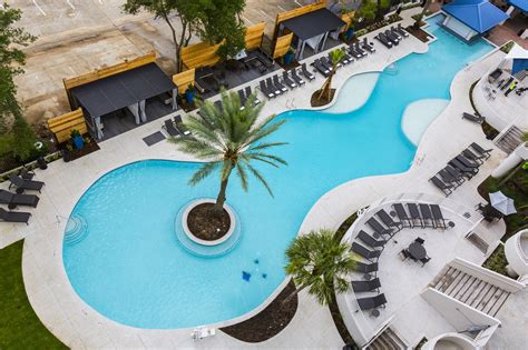 Sip Floor by Cool Hotel Pools In Houston Resorts Amp Hotels In Houston