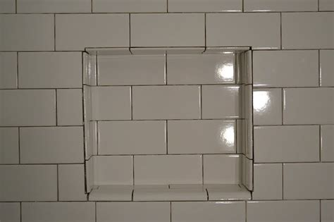 Bathroom Ideas For Small Areas a work in progress tiling the shower