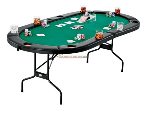 folding hold em table blackjack and crap 3