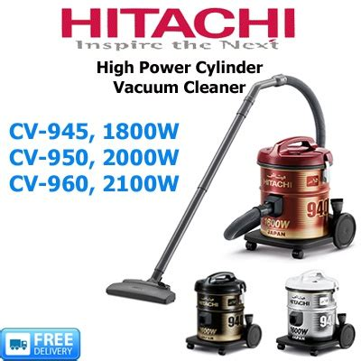 Vacuum Cleaner Hitachi Cv 100 qoo10 vacuum cleaner home electronics