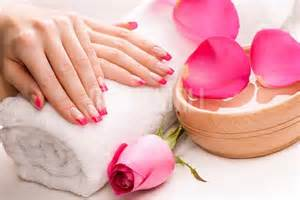 Large Flower Wall Murals nail manicure at spa wall murals wall decals posters