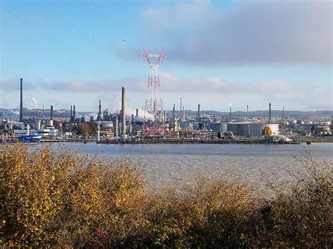 raffinerie de port jerome gravenchon wikipedia