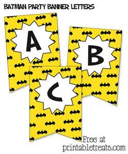 17 best images about batman party printables on pinterest