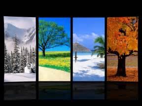 The Four Seasons Four Seasons Wallpaper Desktop Image