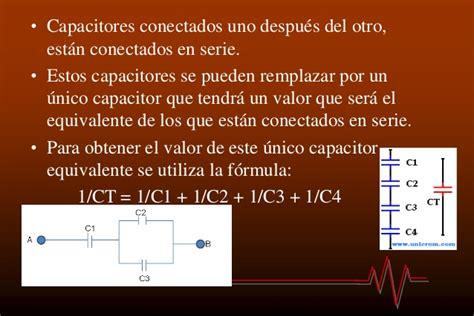 que es capacitor equivalente que es capacitor en paralelo 28 images clase 10 capacitores en serie y paralelo ac