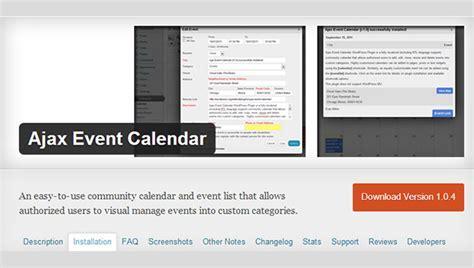 Top 40 Best Ajax Event Calendar WordPress Plugins