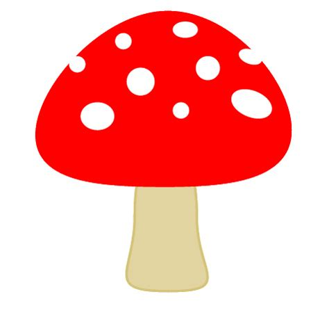 Toadstool Clipart toadstool clip 7cm this clipart drawing has been