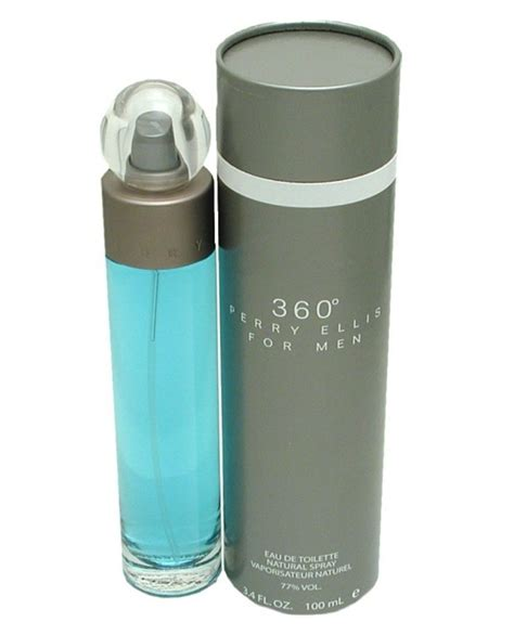 Perry Ellis 360o Blue For Edt 100ml 360 caballero 200 ml perry ellis perfume original mci