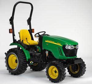 John Deere 2320 Utility Tractor Operators Manual