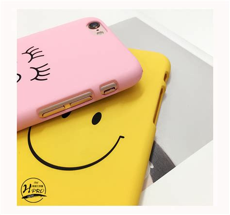 Iphone 7 Plus Smile Twinkle Cpver Matte Casing smile cactus matte phone cover