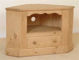 Pine Furniture Malvern Solid Pine Furniture Corner Tv Cabinet Unit Ebay