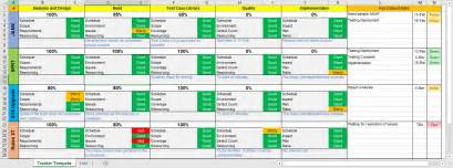 track templates project tracking excel template org