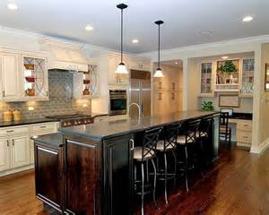Kitchens With Islands Kitchen Island Design Photos