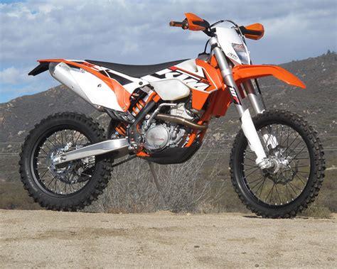 ktm  xcf  test review impression dirt bike test