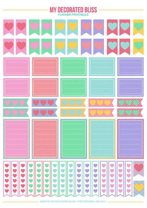 happy planner printable free free happy planner printables organize your life in the