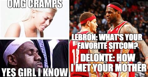 Lebron Meme - 15 lebron james memes that are savage af thesportster