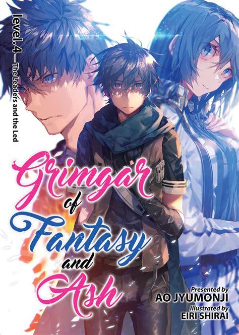 grimgar of and ash light novel vol 4 ao