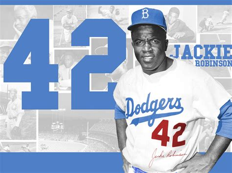 biography facts about jackie robinson february 2011 wreckamic s blog