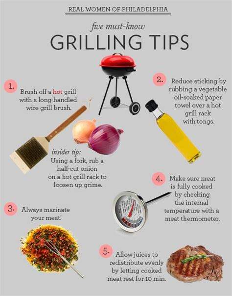 Cooking Tips And Handy Cooking Hints by The Six Best Grilling Tips For Summer Grilling Summer
