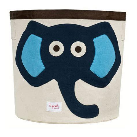 aufbewahrungskorb kinderzimmer blau 3 sprouts aufbewahrungskorb elefant blau roomers