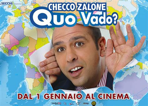 Film Streaming Quo Vado Checco Zalone | film quo vado di checco zalone in streaming ita jguana