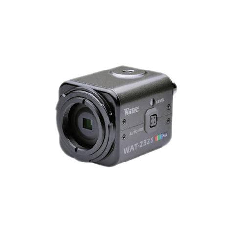 low light camera watec wat 232s 1 3 quot low light color day night camera ntsc