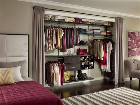 bedroom closet organizers organize your closet with these closet organizers ideas