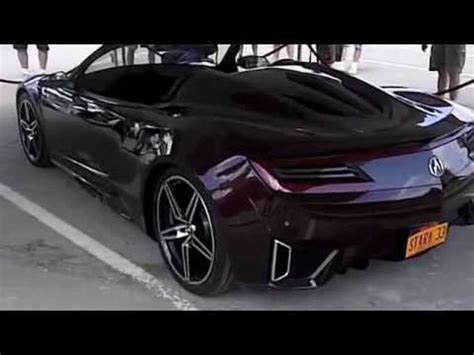 acura supercar avengers the avengers acura nsx youtube