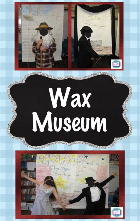 biography project ideas middle school wax museum research projects and upper elementary on
