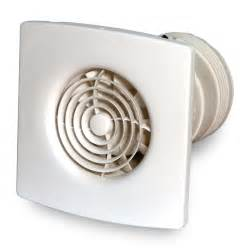 designer bathroom extractor fans