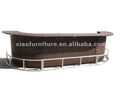 2014 outdoor rattan u shape bar table buy u shape bar table high bar table long bar table