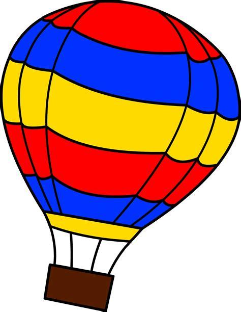Clipart Air Balloon january 2017 cliparts