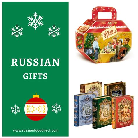 russian holiday gifts guide
