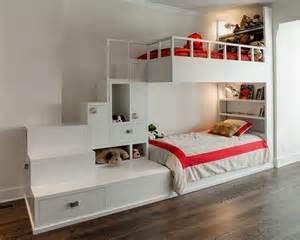 Cool bedroom decorating ideas for teenage girls with bunk beds 2