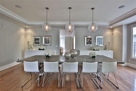 clean city living contemporary dining room toronto