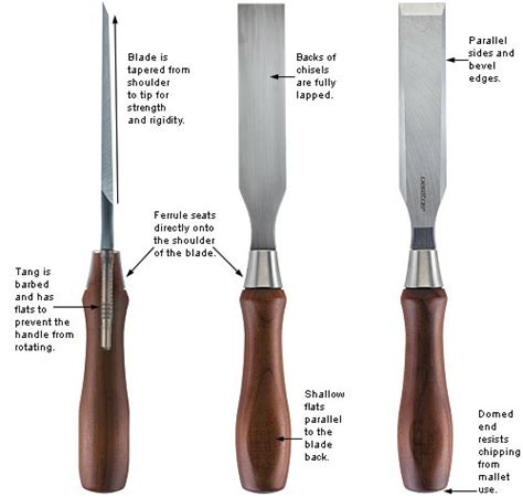 bench chisels veritas bench chisels
