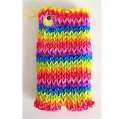 Rainbow Loom Phone Case Tutorial By Amanda Kingloff From Parentscom