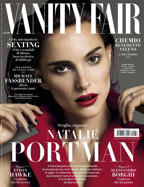 natalie portman vanity fair italy magazine september 2016