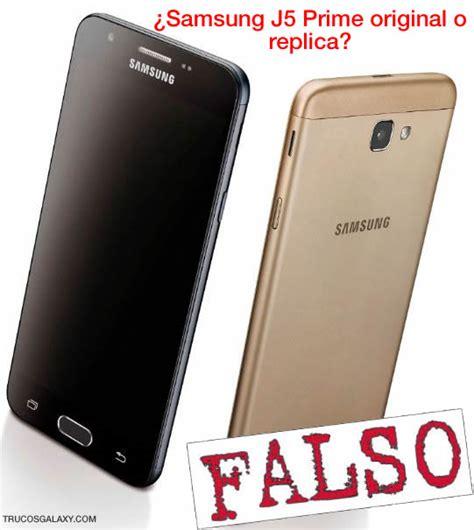 Samsung J7 Prime Replika como saber si un samsung j5 prime es original trucos galaxy