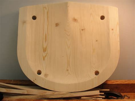 Wood Chair Seat Blanks