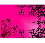 Hot Pink Wallpaper Light