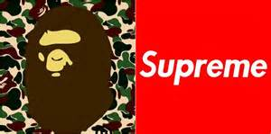 The cost of bape vs supreme agoodoutfit