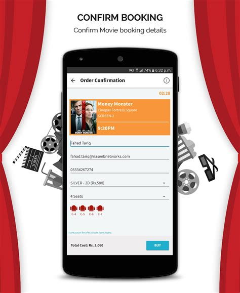 Can You Buy Movie Tickets Online With A Gift Card - easytickets buy movie tickets android apps on google play