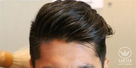 asian men hairstyles with wax popular asian hairstyles vented brush adds volume