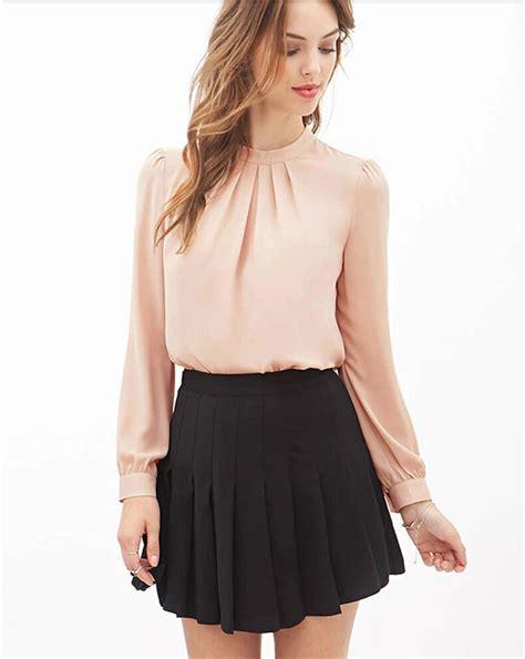 imagenes blusas negras de moda moda para ir de fiesta 187 blusas de moda tipo gasa 4