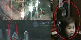 Video penampakan Hantu menyeramkan Nyata asli paling Menghebohkan di ...