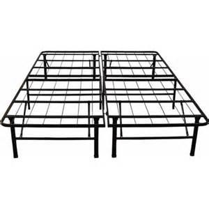Modern sleep platform metal bed frame mattress foundation walmart