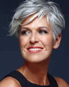 20 great short hairstyles for older women pixie haircut with long